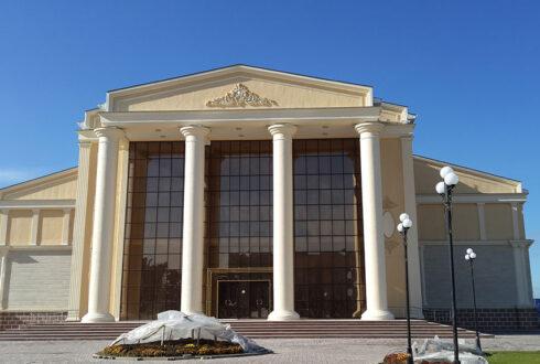 Казахский драматический театр