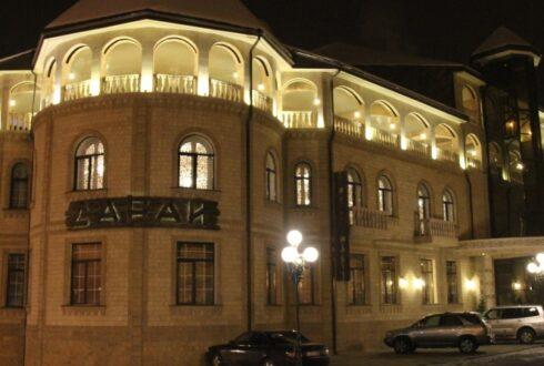 Ресторан Сарай